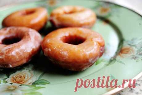 Очень вкусные и нежные домашние пончики!