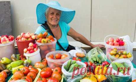"""Победительница конкурса """"Лучший урожай"""" рассказывает, как ей удалось заработать больше миллиона, собрав огромный урожай на участке размером всего 6 соток!"""