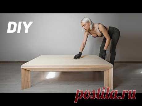 Сделала Раскладной стол | Своими руками