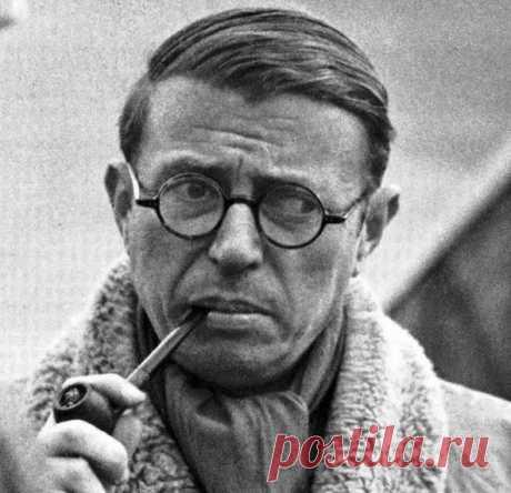 """""""Тошнота"""" и абсурд жизни Жан-Поль Сартра"""