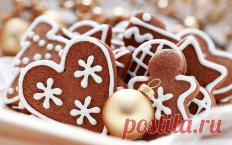 Gingerbreads Christmas.