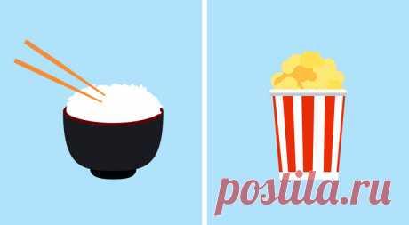 10+ продуктов, которые странным образом влияют на психику