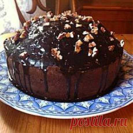 Рецепт: Кекс шоколадный в мультиварке - все рецепты России