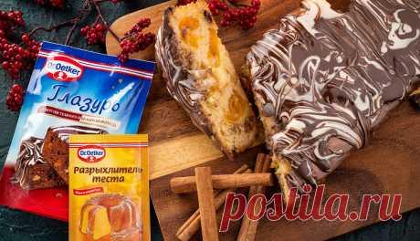Быстрый рождественский кекс | Рецепты выпечки Dr. Oetker | Яндекс Дзен