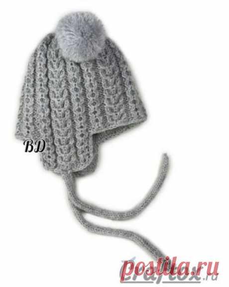 Забавная нарядная шапочка — Сделай сам, идеи для творчества - DIY Ideas