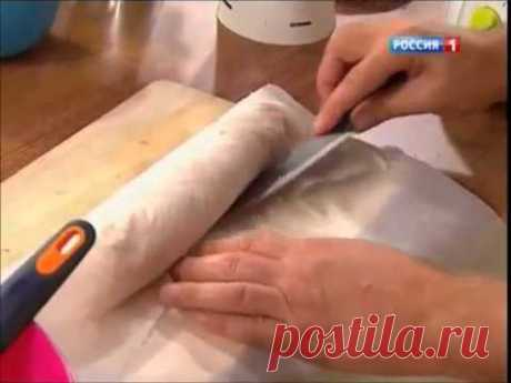 Колбаса домашняя вареная из курицы   Александр Селезнев