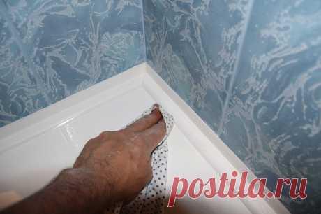 От накопления грязи между стеной и ванной помогут пять простых решений — Копилочка полезных советов