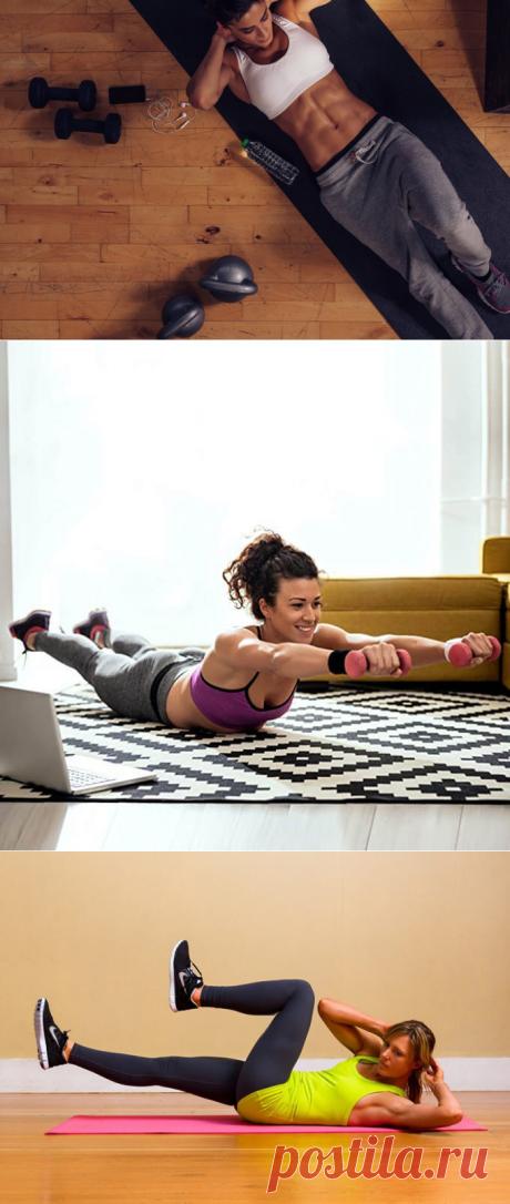 Программа тренировок для желающих сбросить лишний вес