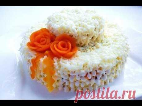 Салат на День рождение!!!