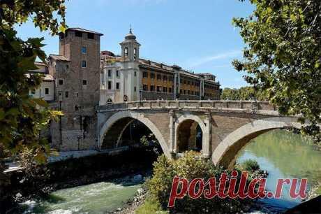 Древние мосты по всему миру, которые используются до сих пор | Все о туризме и отдыхе