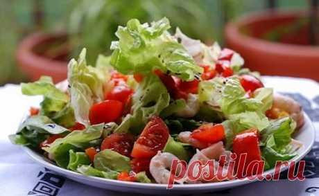 Салат с креветками и помидорами – ТОП 10 рецептов с фото