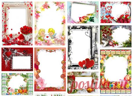 Free Photo Frames   LoonaPix - Best Photo Frames Online