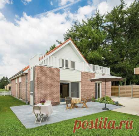 Красивый и практичный фасад – это просто! | Рекомендательная система Пульс Mail.ru