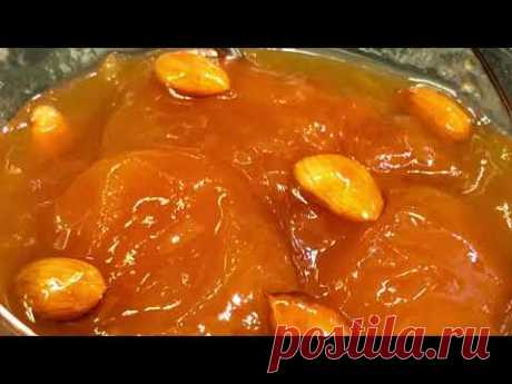 Абрикосовый конфитюр | Apricot confiture | Ծիրանի Կոնֆիտուր