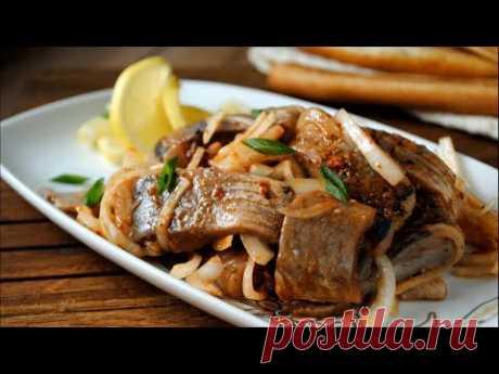 СЕЛЁДКА ПО КОРЕЙСКИ рецепт 🐟 Маринованная Рыба с томатом и луком Простой Рецепт👌 - YouTube