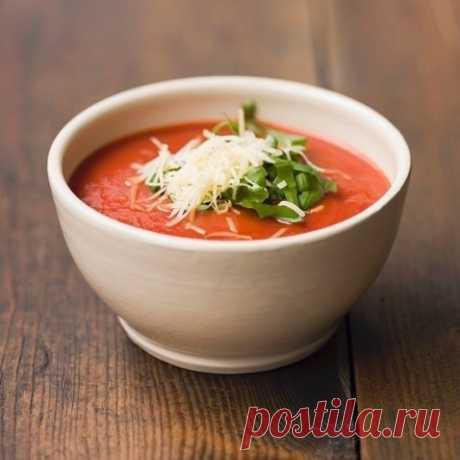 Суп из томатного сока или свежих томатов. — Мегаздоров