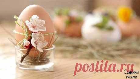 Ideas for Easter eggs