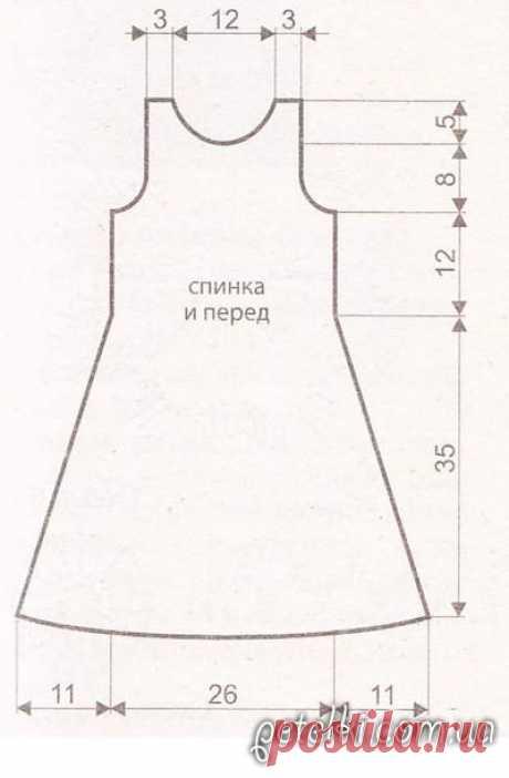 Ирландское кружево. Нарядное детское платье крючком. Описание, схемы, выкройка
