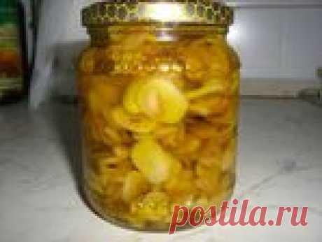 Чесночное масло по-итальянски