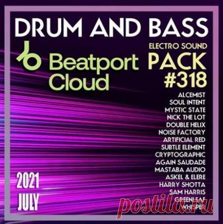 """Beatport Drum And Bass: Sound Pack #318 (2021) Густой и сочный бас является главным украшением треков этого релиза. Но картина выглядела бы неполной без той """"драмовой"""" атмосферы, которую может передать только музыка с элементами джангла и тропической ритмики.Категория: MixtapeИсполнитель: Varied ArtistНазвание: Beatport Drum And Bass:"""