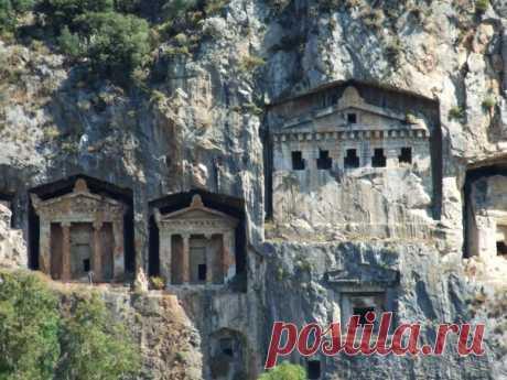 Древние гробницы Кауноса - Путешествуем вместе