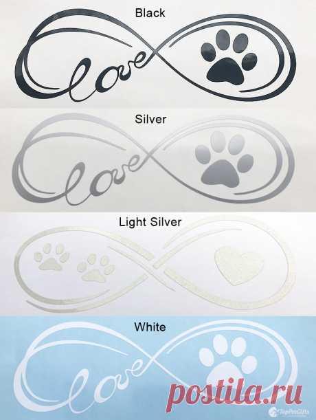Love My Chihuahua Decal - Los mejores regalos para mascotas