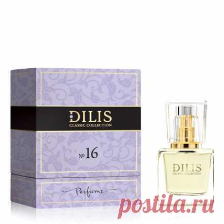DILIS Classic Collection духи Dilis Classic Collection №16 - Dilis Parfum