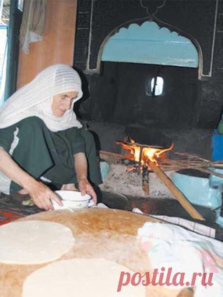 Предисловие автора. Дагестанская кухня