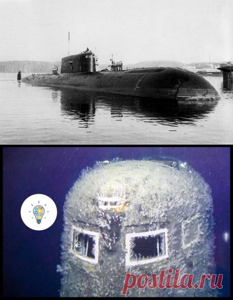 💡Ученые обнаружили утечку радиации на затонувшей подлодке «Комсомолец» (Видео) | ТехноМут | Яндекс Дзен