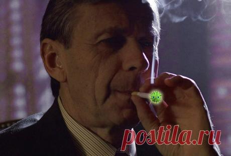 РПН: Курильщики гораздо больше подвержены осложнениям от Koвида и риску заражения через рот | Безумный Доктор | Яндекс Дзен
