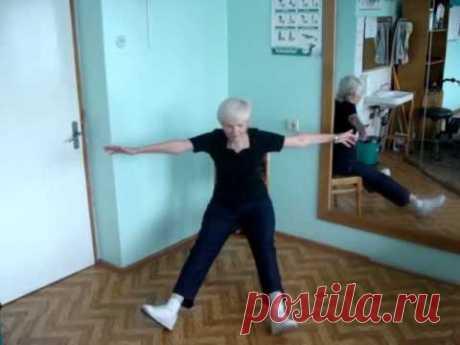 Гимнастика после инсульта