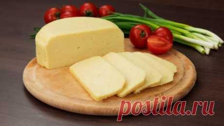 Беру литр молока и 10 яиц, готовлю натуральный твердый сыр без грамма химии: в магазине уже давно не покупаю