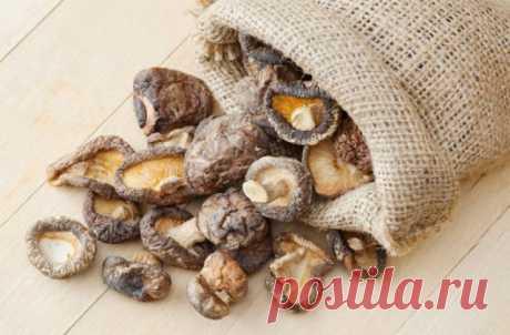 Как превратить сухие грибы в свежие? — Полезные советы