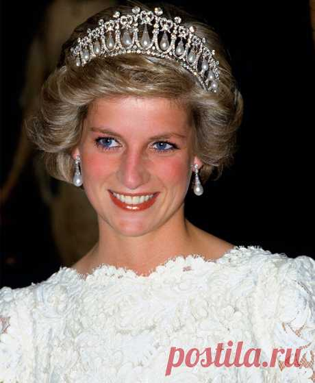 Принцесса Диана (Princess Diana) - 1 июля, 1961 • 31 августа 1997