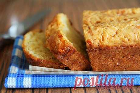 Сырно-кабачковый кекс