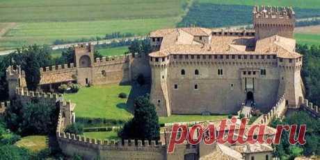 Про трагическую любовь и средневековый замок