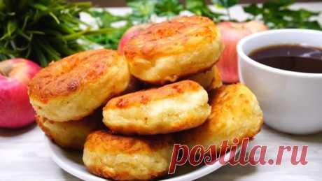 Сырные пышки | Готовим с Калниной Натальей | Яндекс Дзен