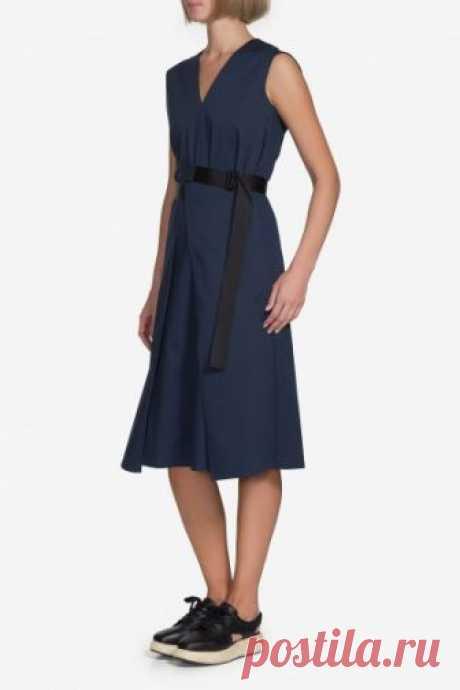 Официальный интернет магазин VASSA&Co - Женская коллекция - Платье V189831N-1474C67