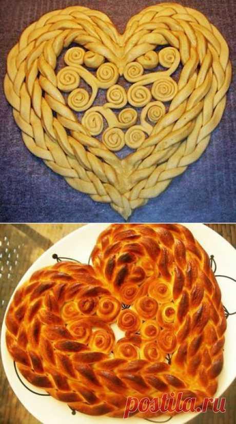 (+1) тема - Как красиво разделать тесто: пироги, пирожки, булочки и плетёнки | Полезные советы