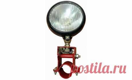 2 способа, как подключить освещение на мотоблоке