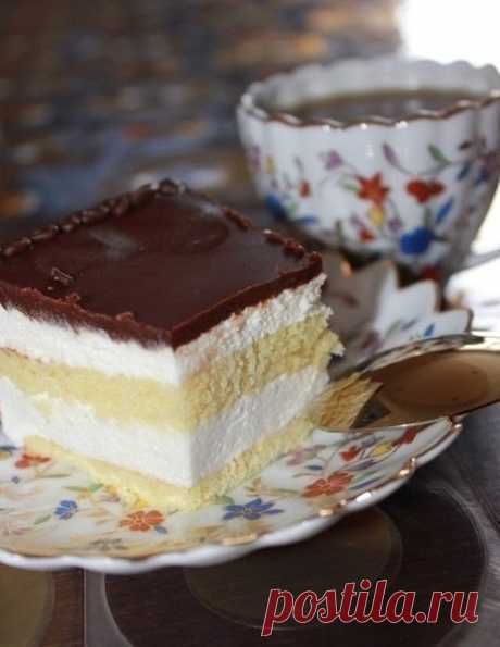 Торт Птичье молоко / Сферический бизнес