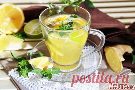 Лимон для крепкого иммунитета и здоровья - лимон, полезные продукты, рецепты, рецепты для здоровья