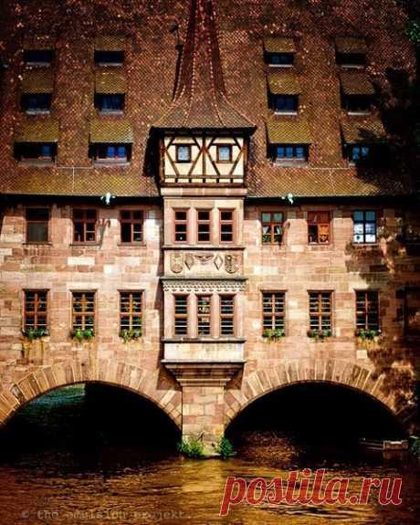 Nuremberg, la Baviera, Alemania - Viajamos juntos