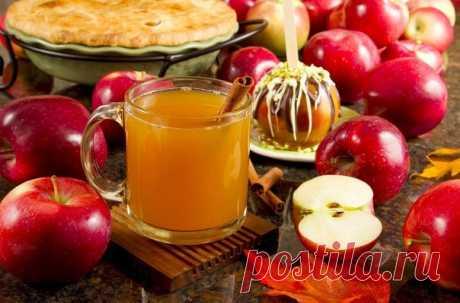 La sidra no alcohólica de manzana
