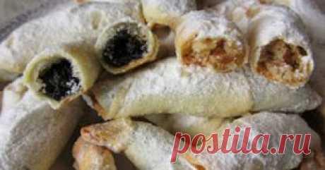 Обалденные рогалики — тончайшее, хрустящее тесто и много сладкой вкусной начинки! - Apetitno.TV