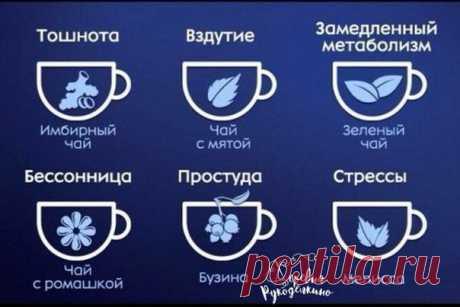 Чай на все случаи жизни!