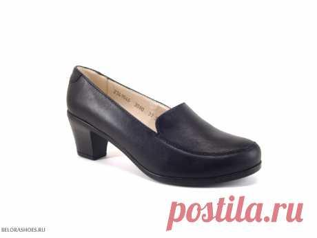 Туфли женские Росвест 3080, черный - женская обувь, туфли. Купить обувь Roswest
