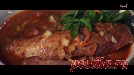 Суповарение - Пивной суп с копчёностями