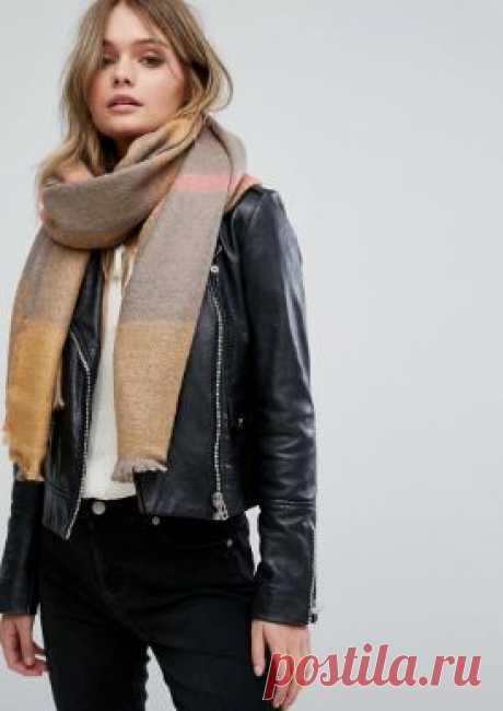 Модный шарф в стиле new look | Любочка