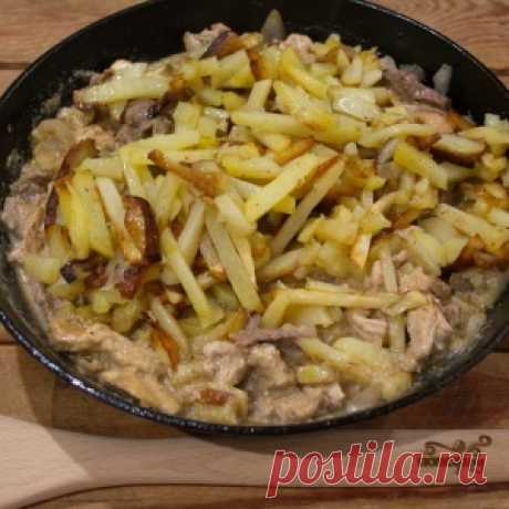 Skoblyanka - the forgotten dish of Russian cuisine